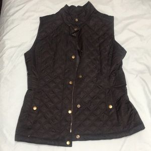 Black Merona Vest